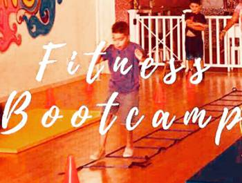 Kids Fitness Bootcamp